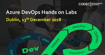 Azure DevOps Belfast - LI FBAzure DevOps Hands on Labs - Dublin 13th December 2018