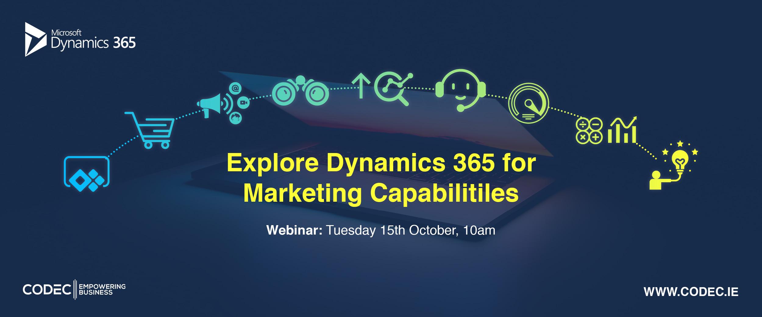 Dynamics 365 Webinar 2-1