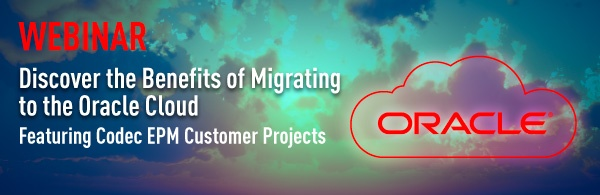 Discover the Benefits of Migrating to the Oracle Cloud Webinar