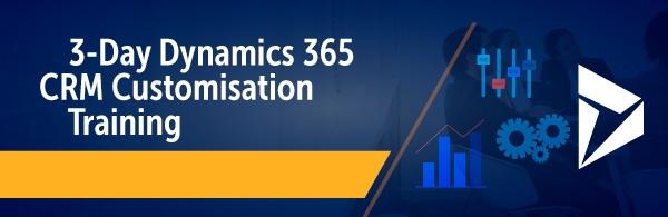 Codec 3-Day Dynamics 365 CRM Customisation Training