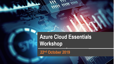 Azure Cloud Essentials Workshop